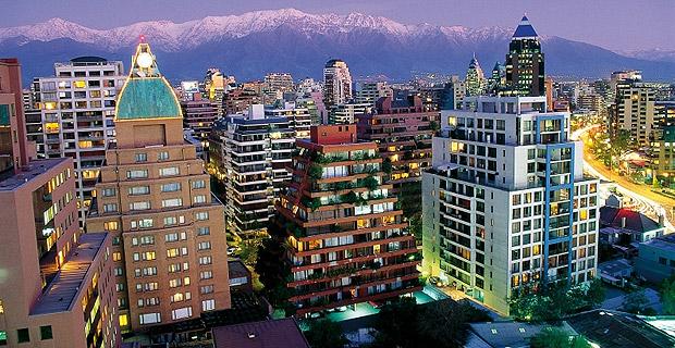 Chile hoy santiago fue elegida entre las tres ciudades for Casa musica chile