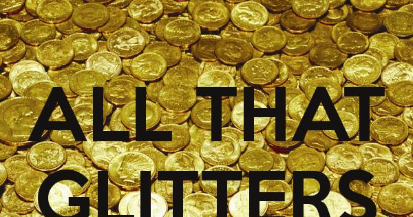 bangalorexpress  all that glitters is not gold
