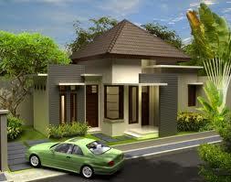 desain rumah tipe 70 tingkat
