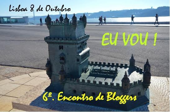 6º Encontro de Bloggers - EU VOU