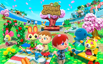 Animal Crossing - Stress Not Only
