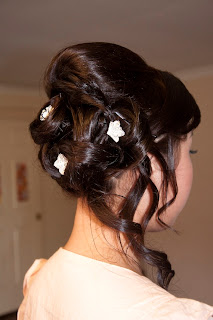 Brisbane Asian brides hair and makeup - Wedding Dream Services