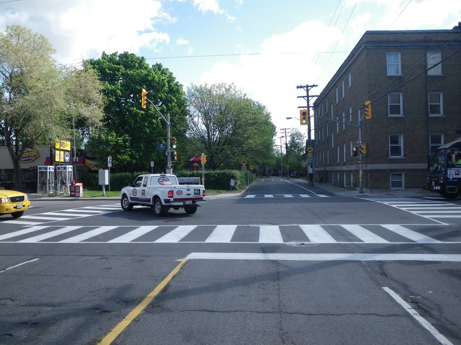 Line Drawing Of Zebra Crossing : Vulnerable neighbourhoods should be highest priority for