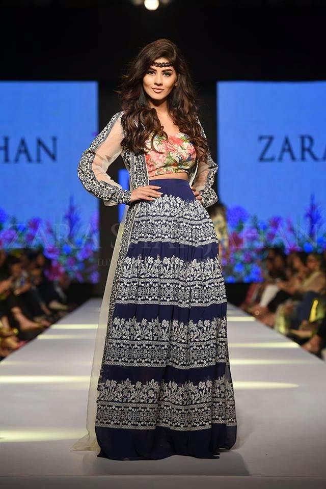 Zara Shahjahan TPFW Summer 2015 Dresses