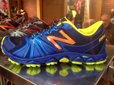 New Balance Trail Running 1010
