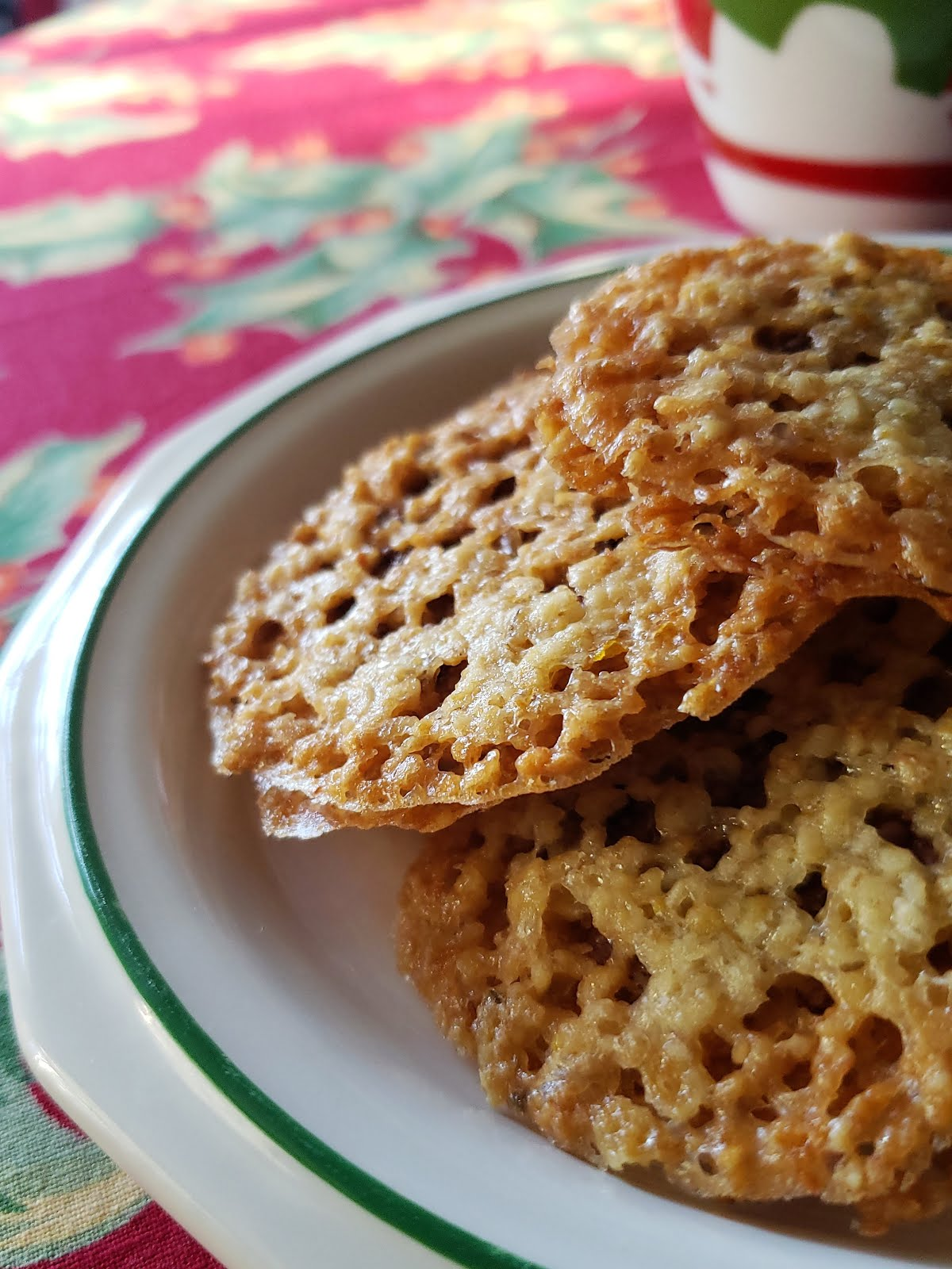 For Love Of The Table Florentines