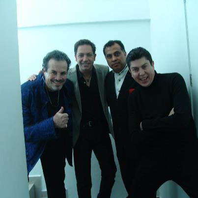 Magos Kadima, Garrick y Daniels. Jan (Conductor)