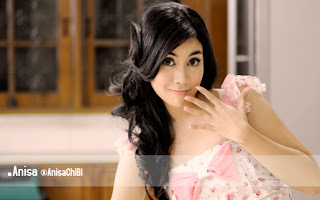 Foto Anisa Chibi - Download Wallpaper Annisa Cantik Cherrybelle