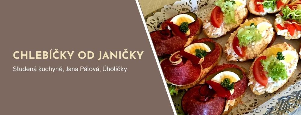 Chlebíčky od Janičky
