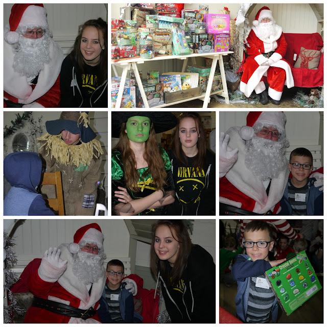 Christmas, Wyevale