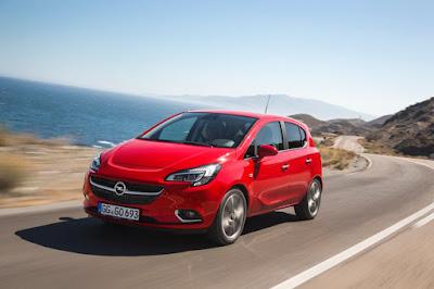 Με πάνω από 1,1 εκατομμύρια οχήματα το 2015, η Opel πέτυχε τo καλύτερο αποτέλεσμα ευρωπαϊκών πωλήσεων από το 2011