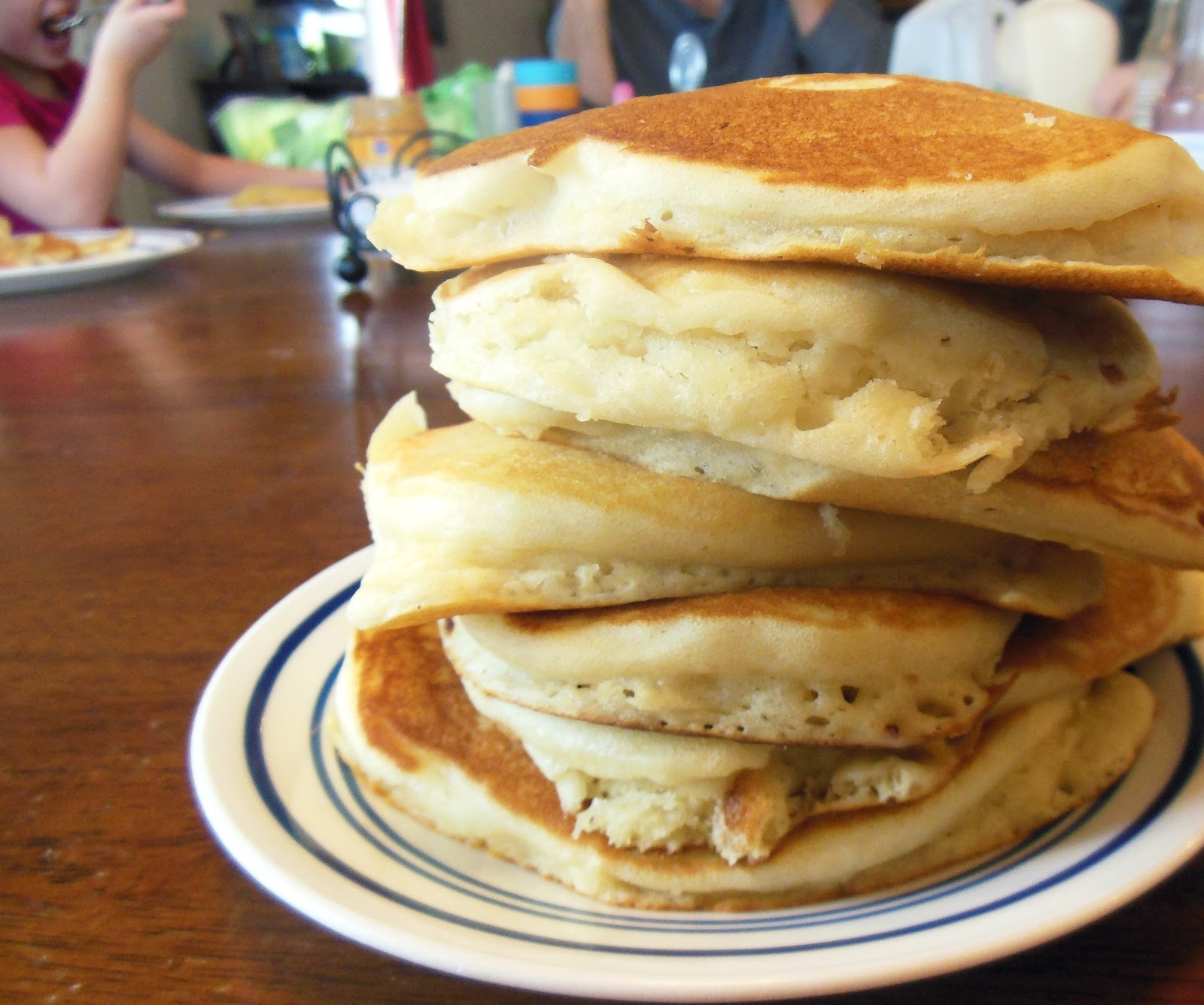 hazel and company: the best buttermilk pancakes in the ...