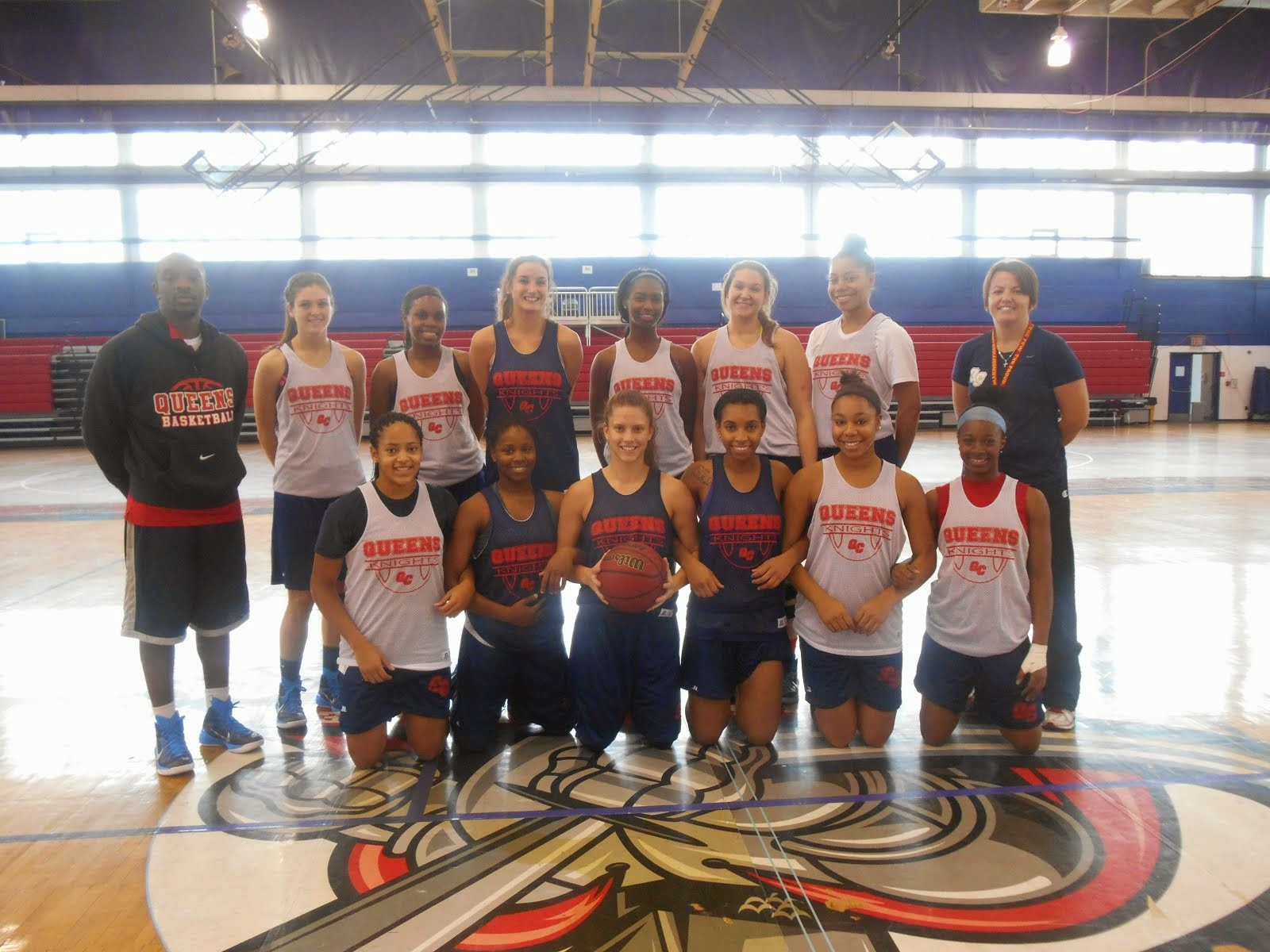 QC WOMEN'S BASKETBALL
