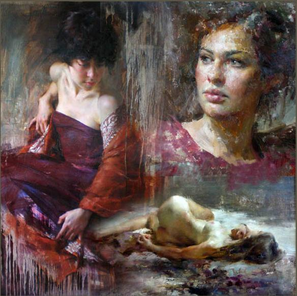 Mary Qian | Chinese-born American Impressionist painter