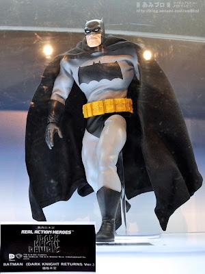"Medicom RAH Kick-Ass 2 12"" Batman The Dark Knight Figure (display image)"