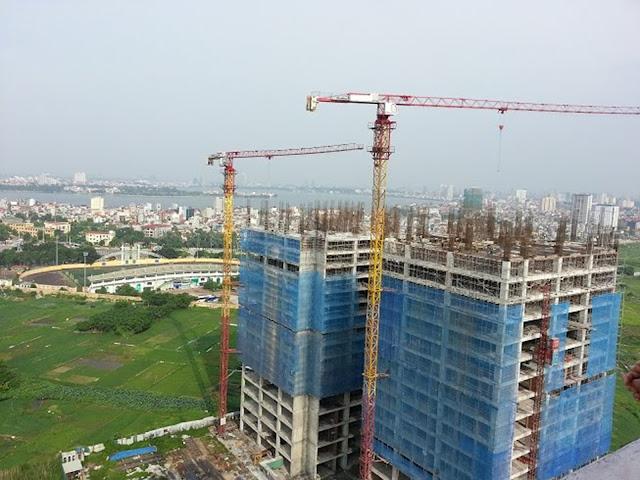 Phú Mỹ Complex - N01T4 Ngoại Giao Đoàn: Điểm đến của chất lượng cuộc sống