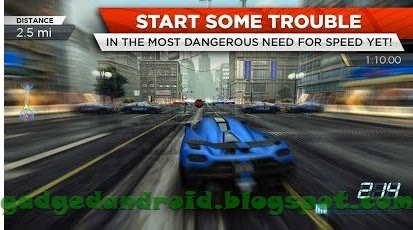 Download Need For Speed Most Wanted Android