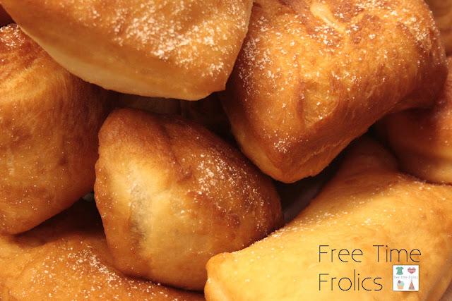 Fry Bread recipe www.freetimefrolics.com