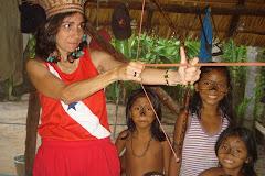 Aldeia Indígena Munduruku