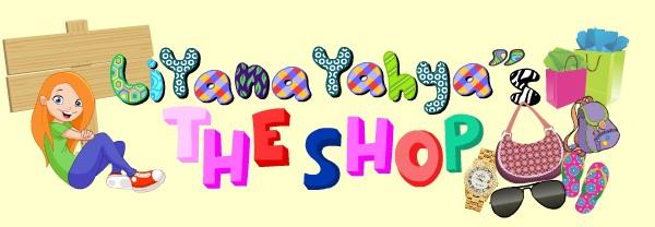 Liyana Yahya's  The Shop