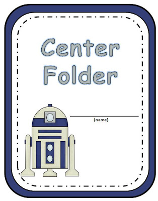 Fern Smith's FREE Center Folder Cover!