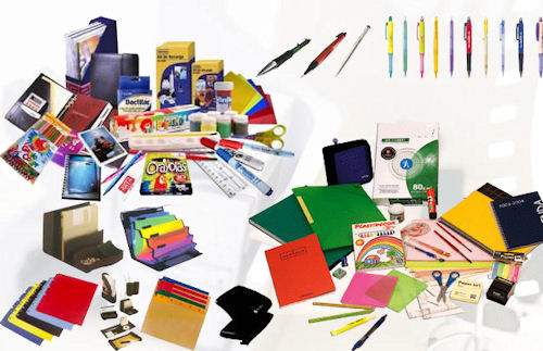 Material escolar mais barato onde comprar onde for Material oficina barato