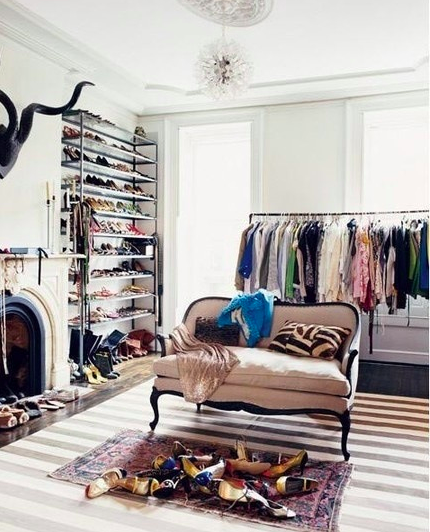 Turn A Bedroom Into A Closet: * T H E * V I S U A L * V A M P *: Do You Have An Extra Room?