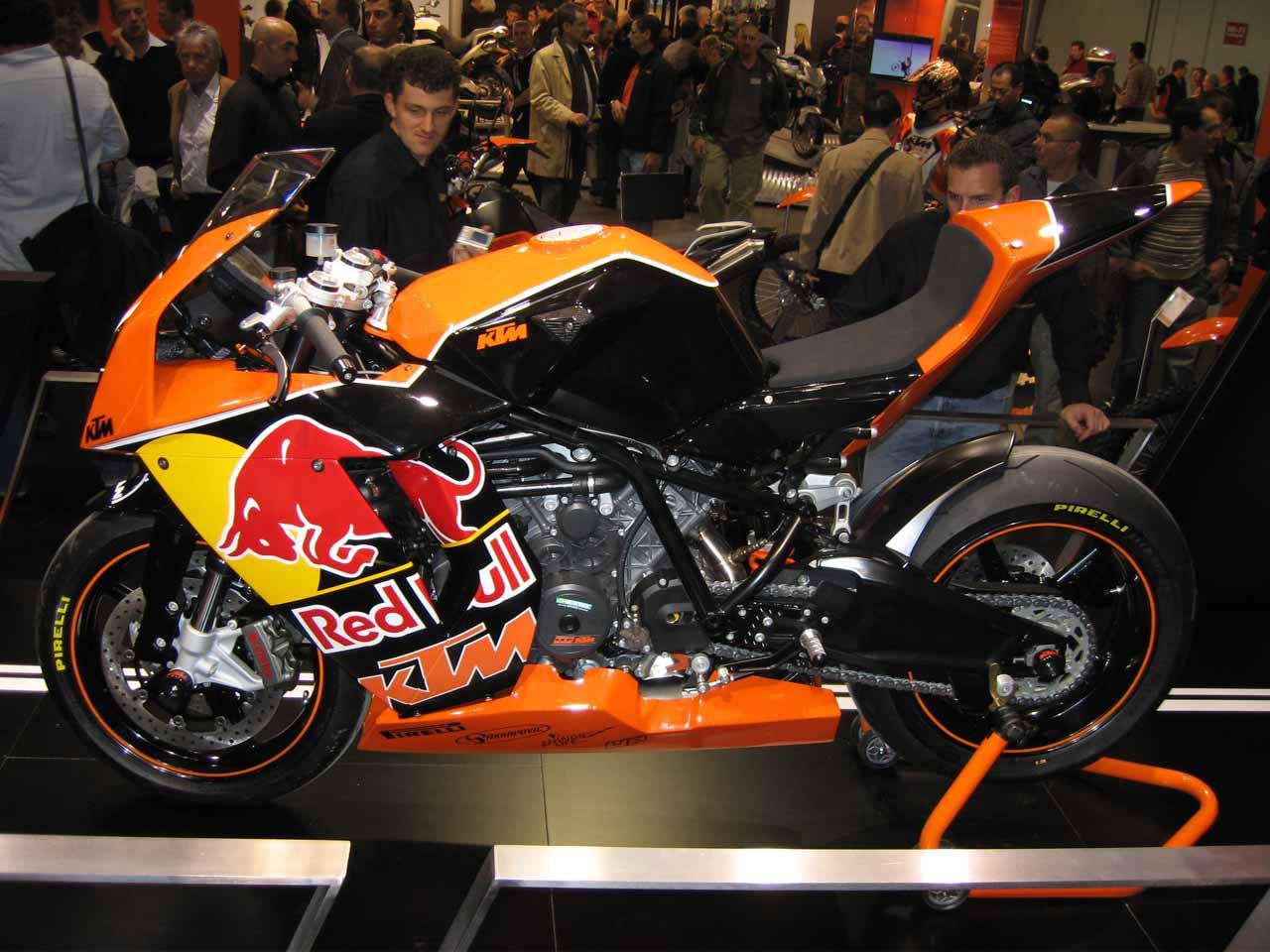 Cool Bikes Ktm Rc8