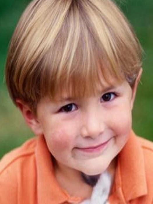 Cortes de cabello estilo hongo para ninos
