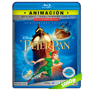 Peter Pan (1953) Anniversary Edition The Signature Collection Full HD 1080p Audio Dual Latino-Ingles