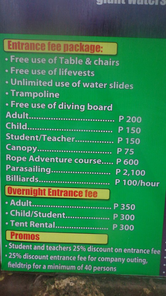 garden by the bay davao rates