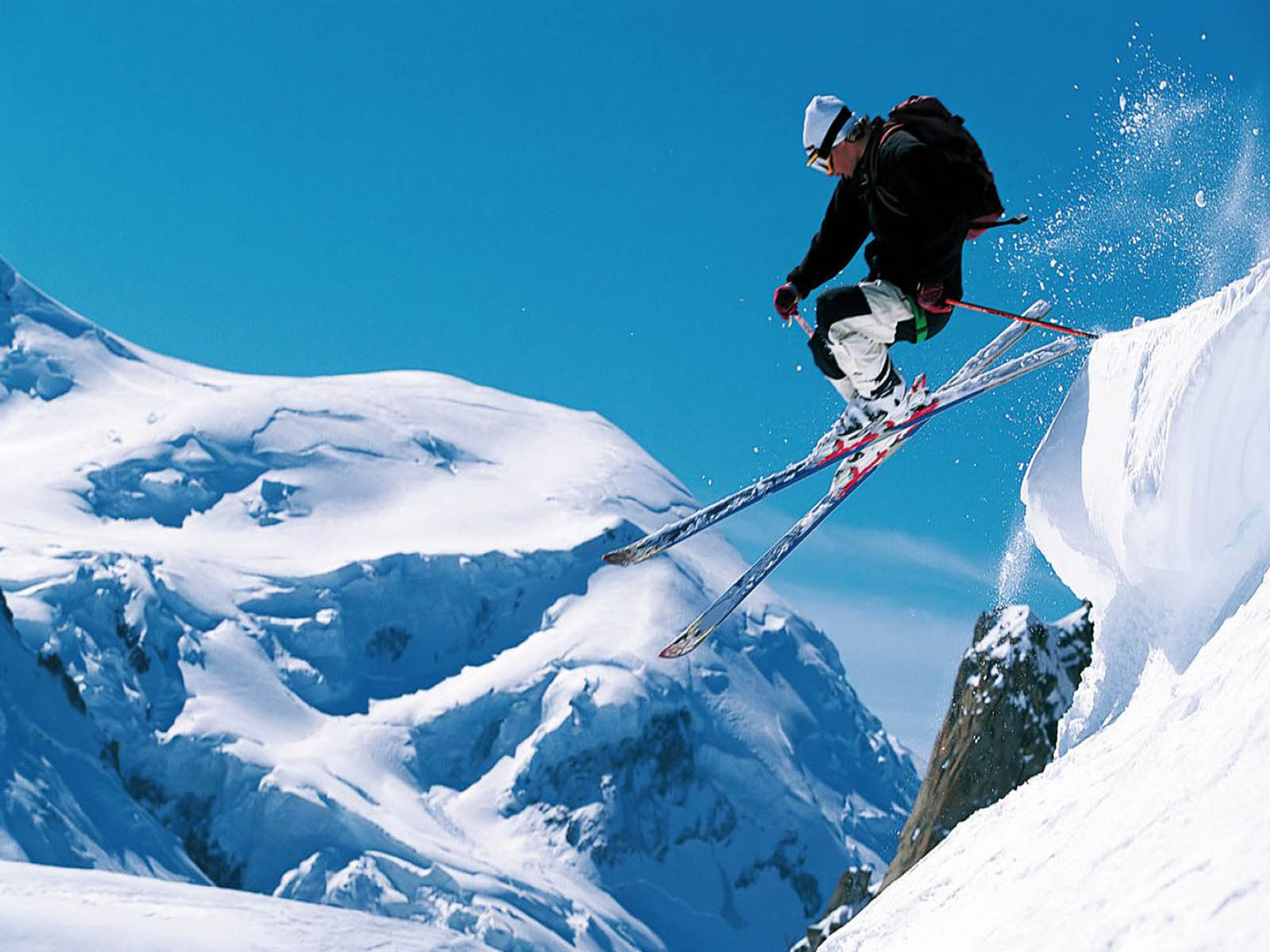 wallpapers free skiing