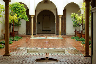 Alcazaba palace architecture
