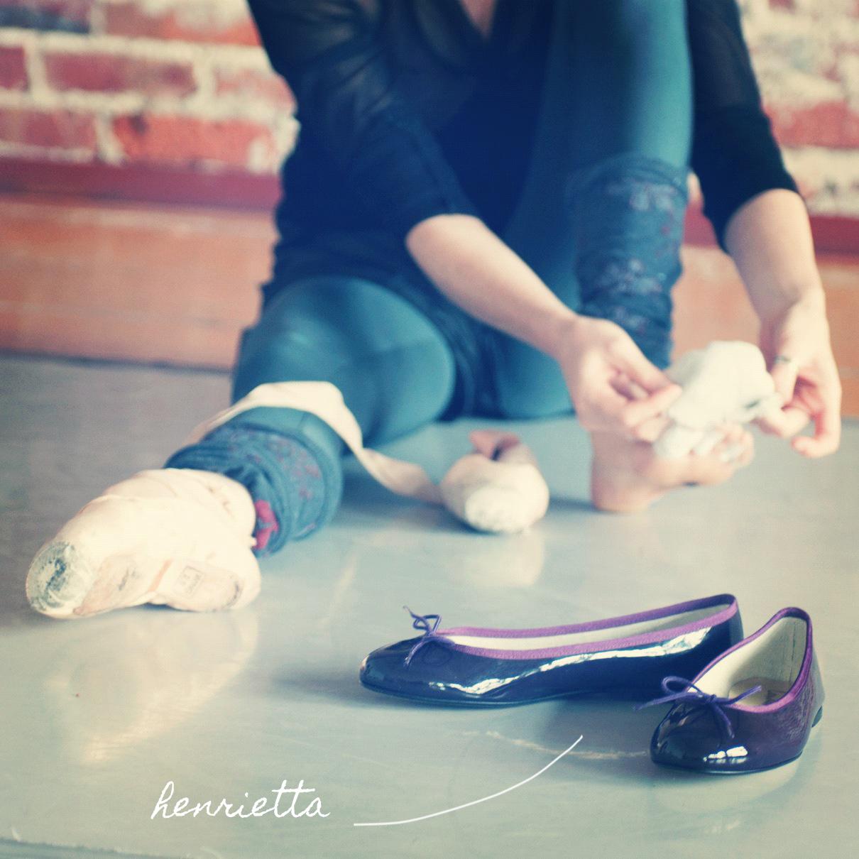 London Sole Ballet Flats To Ballet Shoes