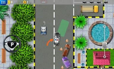 Android Araba Parketme Oyunu