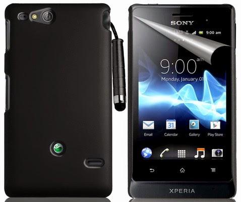 Harga hp Sony Xperia Go ST27i