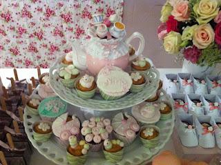 Chá de Bebê de Nina!!!