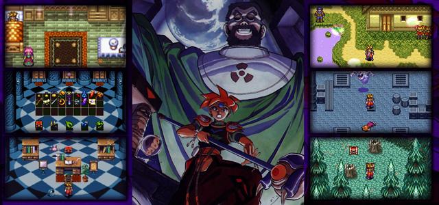 Qual seu RPG favorito nos Consoles ? Terranigma