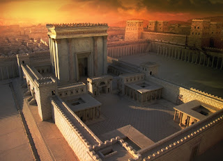Temple of Yahweh in Jerusalem