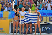 Uruguay women teams qualified for the final CSV phase (sourve photo: FIVB)