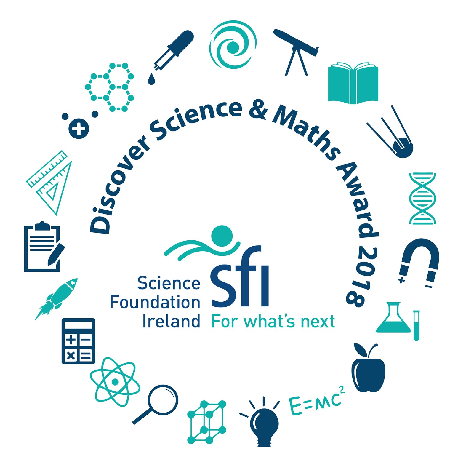 Discover Primary Science and Maths Plaque - STEM Excellence Award 2018