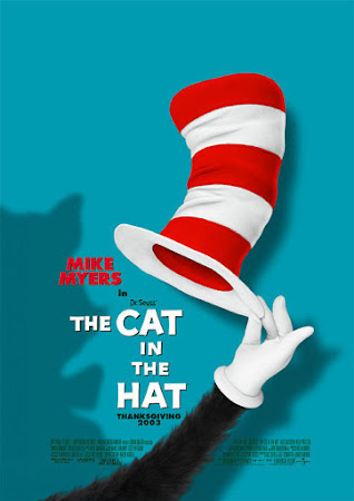 Poster Of The Cat in the Hat In Dual Audio Hindi English 300MB Compressed Small Size Pc Movie Free Download Only At stevekamb.com