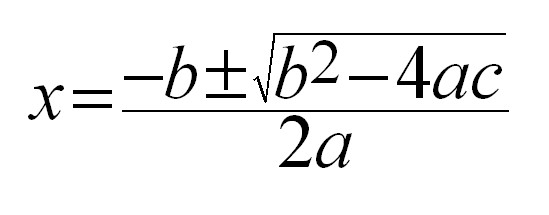 Study Assist - Help for students: Solving a quadratic equation ...