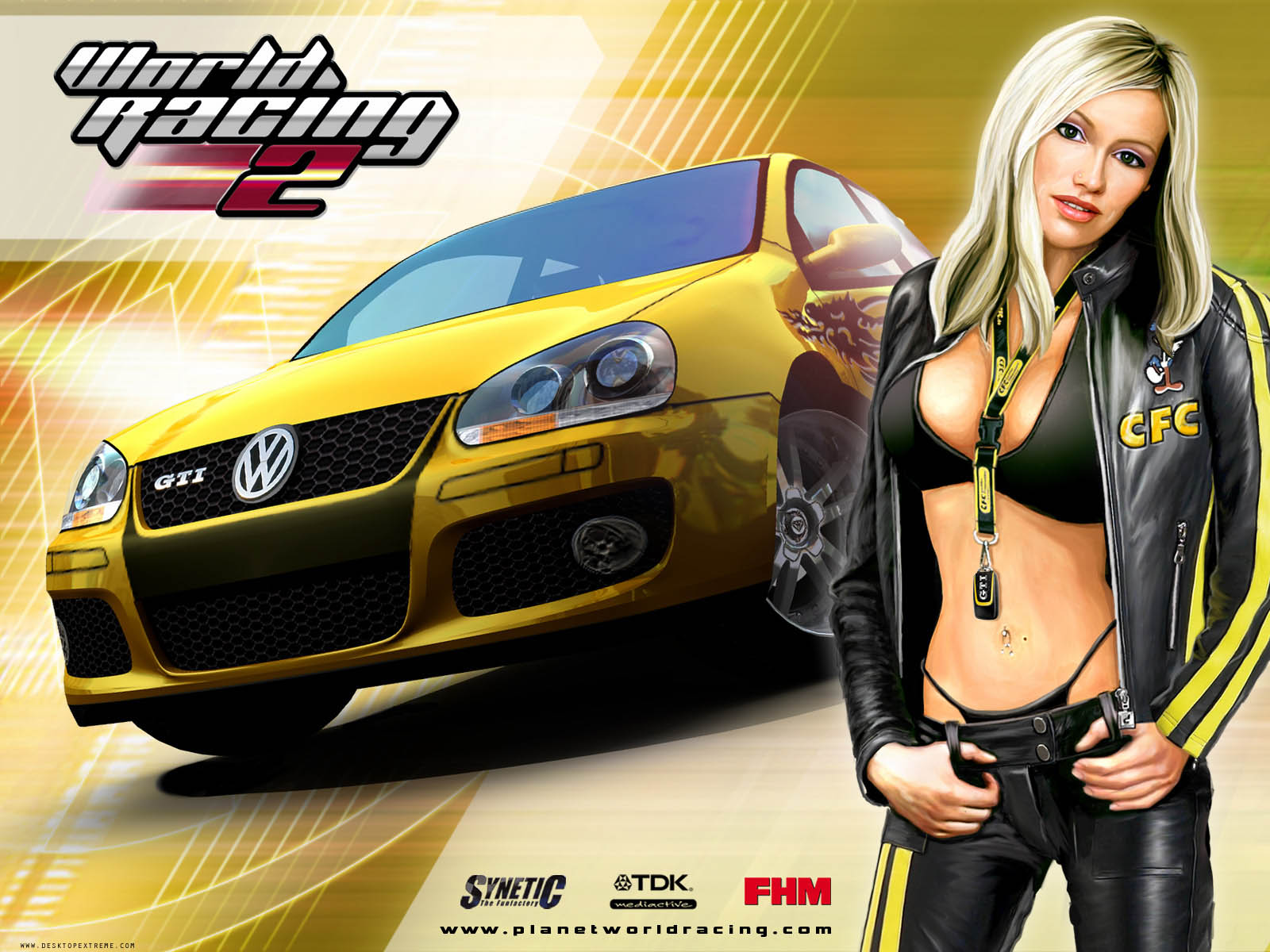 Portable World Racing 2 And New Cars and Sceneries (2011/ENG/PC)