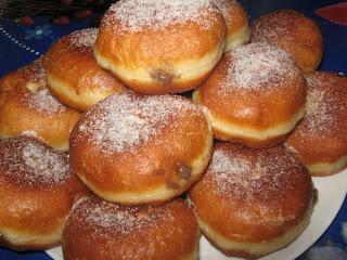 Пончики или Берлинеры