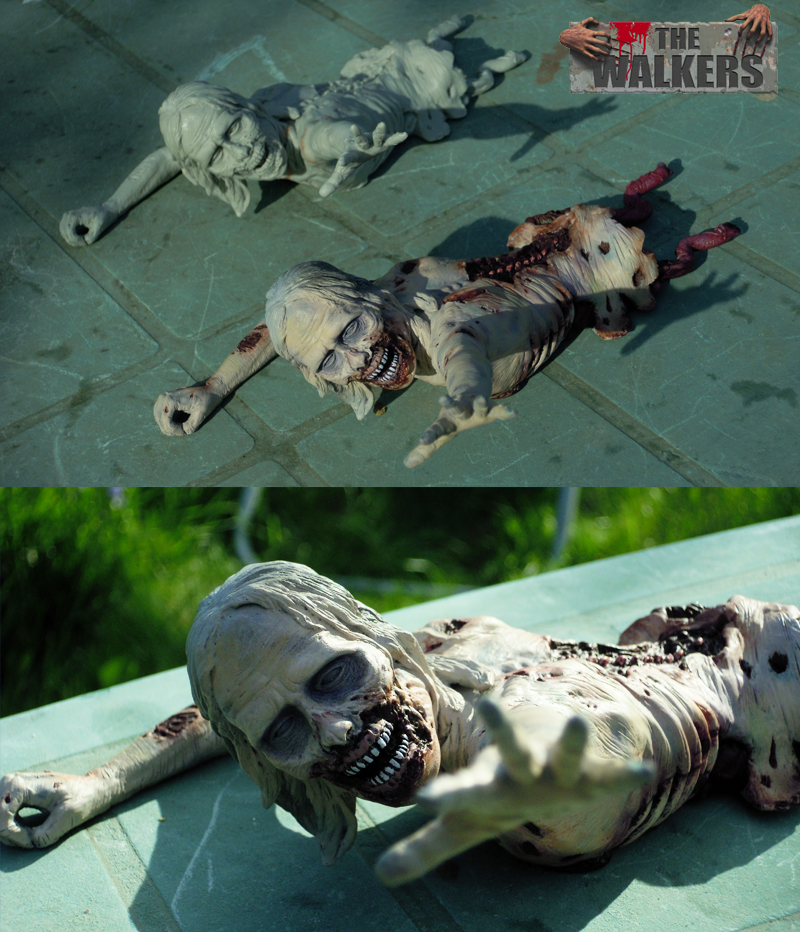 The walkers - Projet 1 Girl20