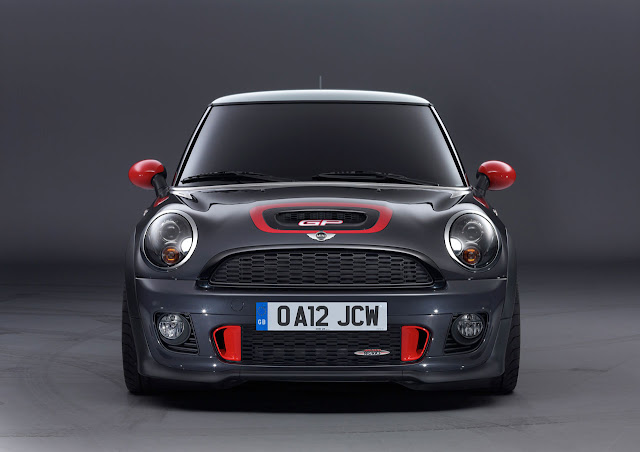 MINI John Cooper Works GP front
