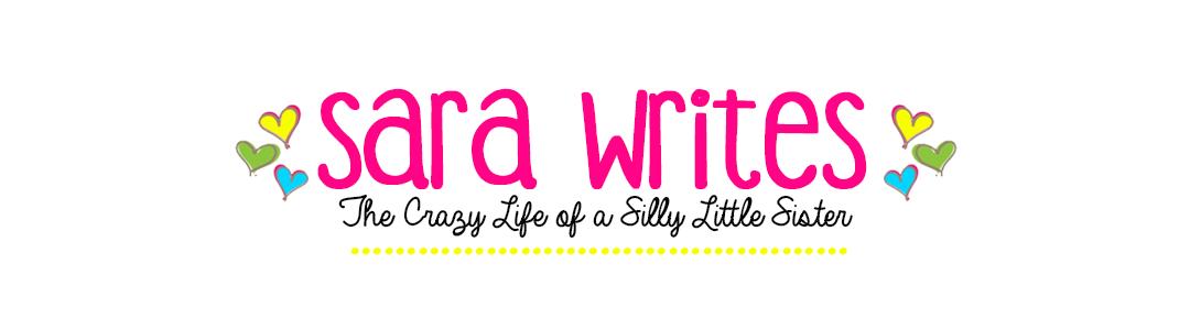 Sara Writes