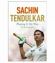 Sachin Tendulkar: Playing it My Way – My Autobiography for Rs.314 Only (Lowest Price for Limited Period)