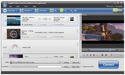 AnyMP4 Video Converter Ultimate v6.3.8